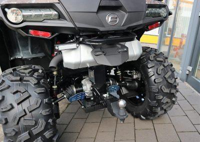 ATV Quad CFMOTO CForce 1000 V2 EFI 4×4 80PS 963 ccm LOF Zulassung (10)