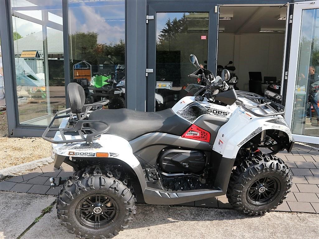 ATV / Quad GOES Cobalt MAX, Allrad, 37 PS, 495 ccm, Servo, Zulassung