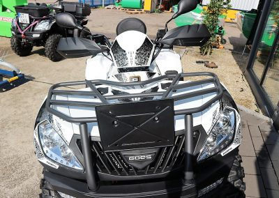 ATV Quad GOES Cobalt MAX Allrad 37 PS 495ccm Servo Zulassung (13)