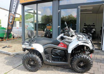 ATV Quad GOES Cobalt MAX Allrad 37 PS 495ccm Servo Zulassung (2)