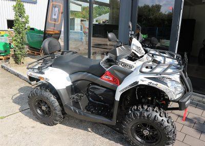 ATV Quad GOES Cobalt MAX Allrad 37 PS 495ccm Servo Zulassung (3)