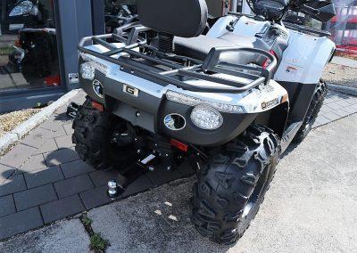 ATV Quad GOES Cobalt MAX Allrad 37 PS 495ccm Servo Zulassung (4)