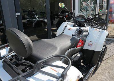 ATV Quad GOES Cobalt MAX Allrad 37 PS 495ccm Servo Zulassung (5)