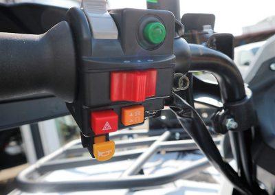 ATV Quad GOES Cobalt MAX Allrad 37 PS 495ccm Servo Zulassung (8)