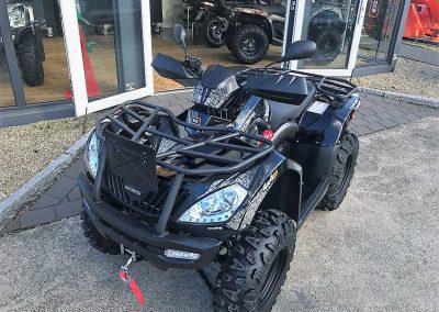 ATV Quad GOES Iron, Allrad 27 PS, 400 ccm (1)