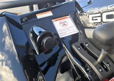 ATV Quad GOES Iron, Allrad 27 PS, 400 ccm (15)