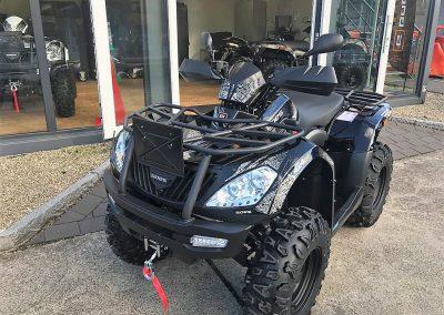 ATV Quad GOES Iron, Allrad 27 PS, 400 ccm (3)