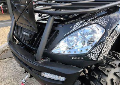 ATV Quad GOES Iron, Allrad 27 PS, 400 ccm (8)