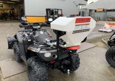 ATV Quad GOES Iron Allrad 27 PS 400 ccm Winterdienst Zulassung (2)