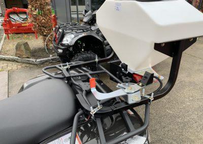 ATV Quad GOES Iron Allrad 27 PS 400 ccm Winterdienst Zulassung (3)