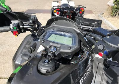 ATV Quad GOES Iron MAX Allrad 27 PS 400 ccm Zulassung (11)