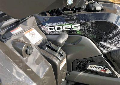 ATV Quad GOES Iron MAX Allrad 27 PS 400 ccm Zulassung (8)
