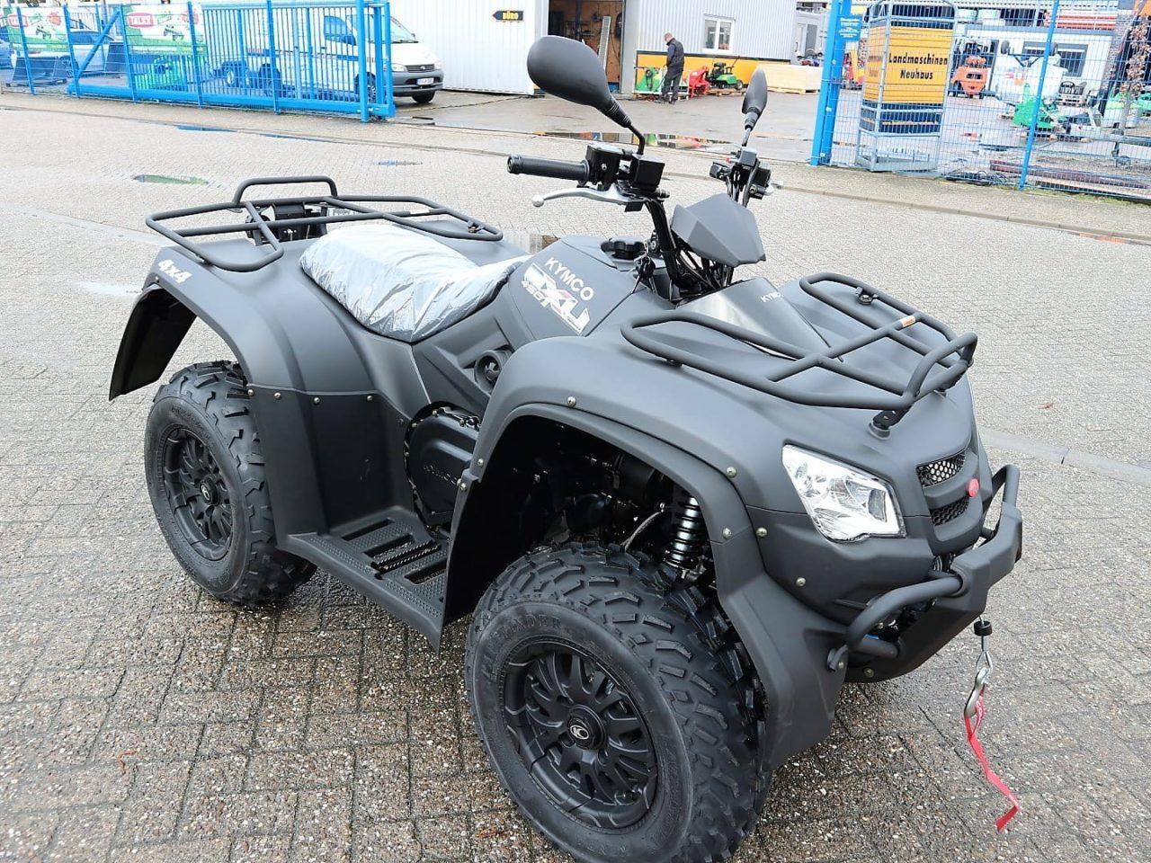 ATV / Quad Kymco MXU 450i 4×4, 30 PS, 443 ccm, LOF-Zulassung