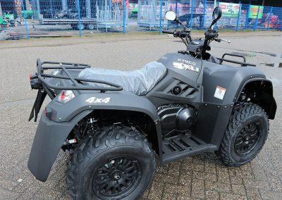 ATV Quad Kymco MXU 450i 4×4 30PS 443 ccm LOF-Zulassung (11)