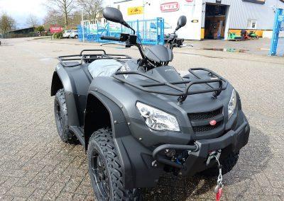 ATV Quad Kymco MXU 450i 4×4 30PS 443 ccm LOF-Zulassung (12)