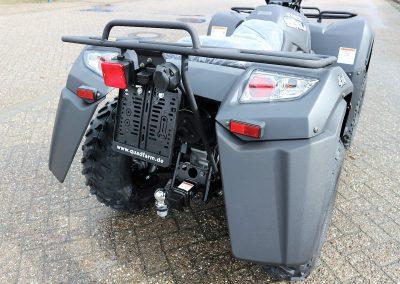 ATV Quad Kymco MXU 450i 4×4 30PS 443 ccm LOF-Zulassung (13)