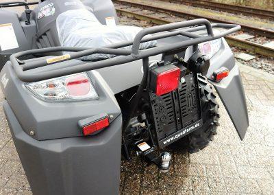 ATV Quad Kymco MXU 450i 4×4 30PS 443 ccm LOF-Zulassung (2)