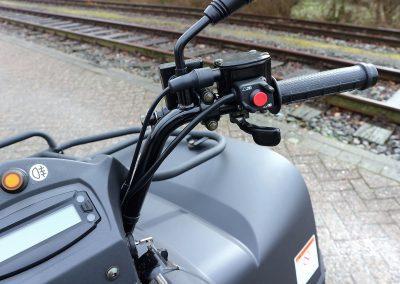 ATV Quad Kymco MXU 450i 4×4 30PS 443 ccm LOF-Zulassung (4)