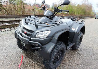 ATV Quad Kymco MXU 450i 4×4 30PS 443 ccm LOF-Zulassung (9)