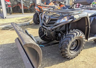 ATV Quad Modell CFMOTO CForce 450 One EFI 4×4 27 PS 400 ccm LOF Schneeschild (4)