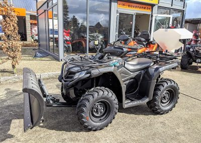 ATV Quad Modell CFMOTO CForce 450 One EFI 4×4 27 PS 400 ccm LOF Winterdienst (1)