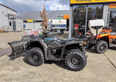 ATV Quad Modell CFMOTO CForce 450 One EFI 4×4 27 PS 400 ccm LOF Winterdienst (4)
