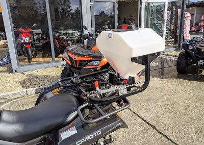ATV Quad Modell CFMOTO CForce 450 One EFI 4×4 27 PS 400 ccm LOF Winterdienst (6)