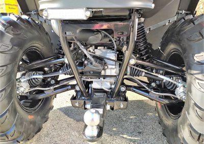 ATV Quad Modell CFMOTO CForce 520 EFI 4×4 37PS 495 ccm LOF Koffer (13)