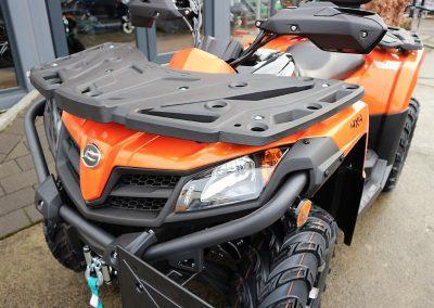 ATV Quad Modell CFMOTO CForce 520 EFI 4×4 Orange Version 37 PS 495 ccm LOF Zulassung (5)