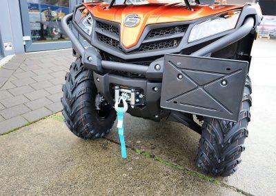 ATV Quad Modell CFMOTO CForce 520 EFI 4×4 Orange Version 37 PS 495 ccm LOF Zulassung (6)