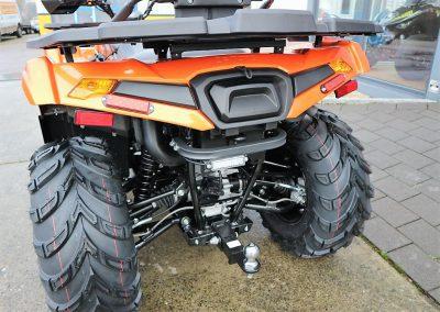 ATV Quad Modell CFMOTO CForce 520 EFI 4×4 Orange Version 37 PS 495 ccm LOF Zulassung (7)
