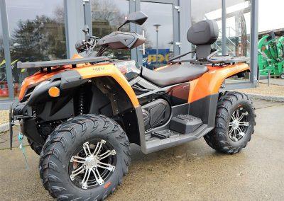 ATV Quad Modell CFMOTO CForce 520 EFI 4×4 Orange Version 37 PS 495 ccm LOF Zulassung (8)