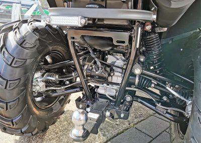 ATV Quad Modell CForce 450 S EFI 4×4 DLX 27 PS 400 ccm LOF Zulassung langer Radstand (2)