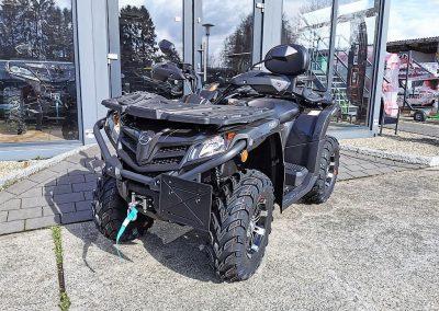ATV Quad Modell CForce 450 S EFI 4×4 DLX 27 PS 400 ccm LOF Zulassung langer Radstand (6)