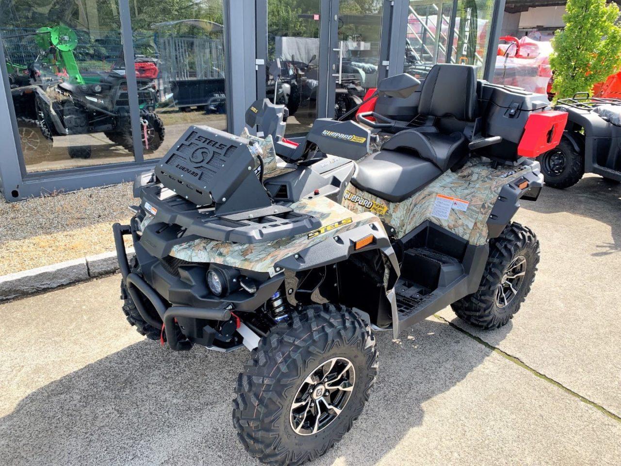 ATV / Quad Stels Guepard 850 G, 68 PS, 850 ccm, LOF Zulassung