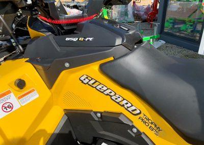 ATV Quad Stels Guepard 850G 68 PS 850ccm Frontbumper LOF Zulassung (11)