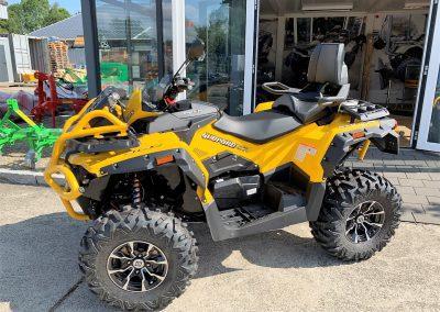 ATV Quad Stels Guepard 850G 68 PS 850ccm Frontbumper LOF Zulassung (2)