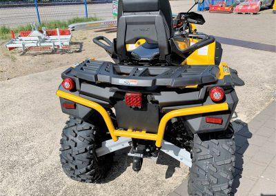 ATV Quad Stels Guepard 850G 68 PS 850ccm Frontbumper LOF Zulassung (4)