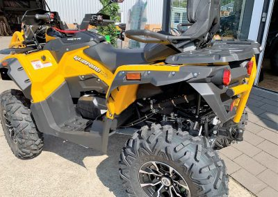 ATV Quad Stels Guepard 850G 68 PS 850ccm Frontbumper LOF Zulassung (5)
