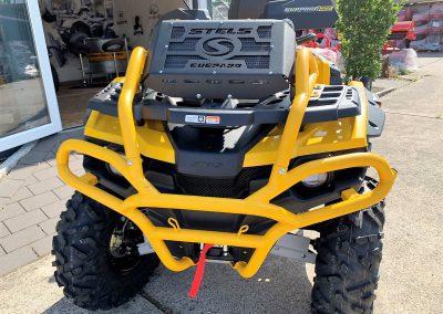 ATV Quad Stels Guepard 850G 68 PS 850ccm Frontbumper LOF Zulassung (6)