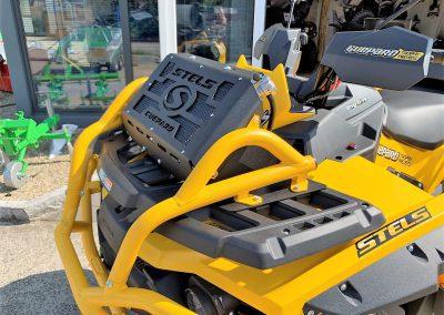 ATV Quad Stels Guepard 850G 68 PS 850ccm Frontbumper LOF Zulassung (7)