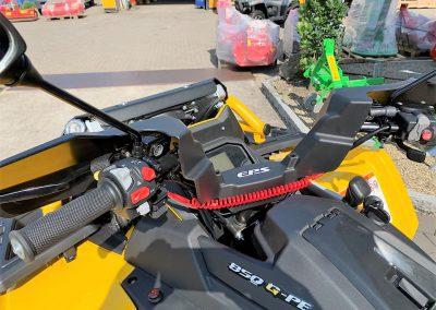 ATV Quad Stels Guepard 850G 68 PS 850ccm Frontbumper LOF Zulassung (8)