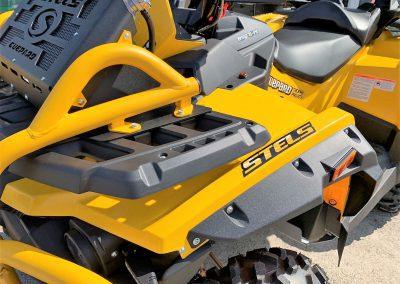 ATV Quad Stels Guepard 850G 68 PS 850ccm Frontbumper LOF Zulassung (9)