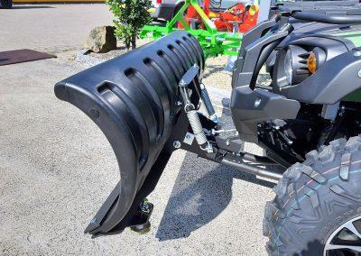 ATV Quad Stels Leopard 39 PS 594 ccm incl Koffer LOF Schneeschild (1)