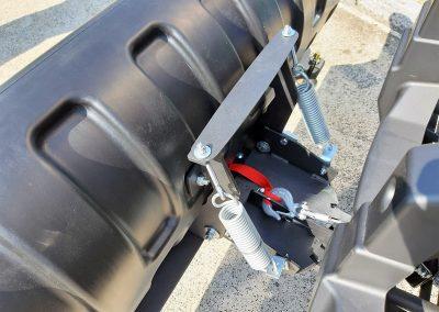 ATV Quad Stels Leopard 39 PS 594 ccm incl Koffer LOF Schneeschild (7)