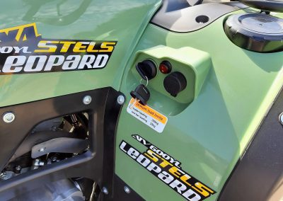 ATV Quad Stels Leopard, 39 PS, 594 ccm, incl. Koffer und LOF-Zulassung (11)