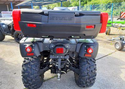 ATV Quad Stels Leopard, 39 PS, 594 ccm, incl. Koffer und LOF-Zulassung (3)