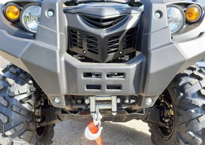 ATV Quad Stels Leopard, 39 PS, 594 ccm, incl. Koffer und LOF-Zulassung (9)