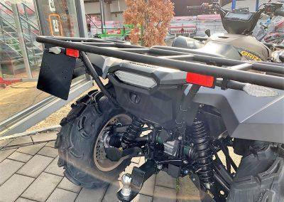 ATV Quad Yamaha Grizzly 700 EPS SE 49 PS 686 ccm LOF - Topmodell (12)