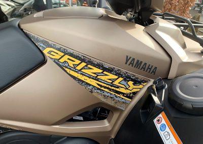 ATV Quad Yamaha Grizzly 700 EPS SE 49 PS 686 ccm LOF - Topmodell (5)
